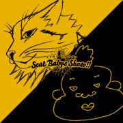 「羽多野渉・佐藤拓也のScat Babys Show!!」番組PRハンドタオル