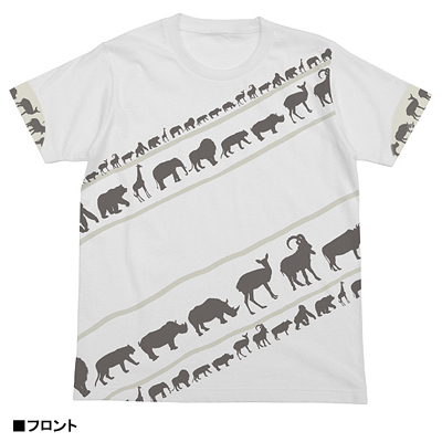 逢坂良太デザイン ZooTシャツ