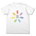 音T「にじらじっ!Rainbow leaf」Tシャツ