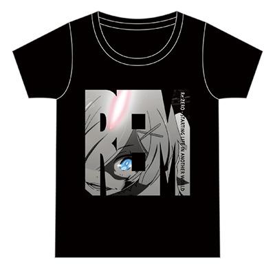 音T「Re:ゼロから始める異世界生活 レムの鬼怒ってるTシャツ」