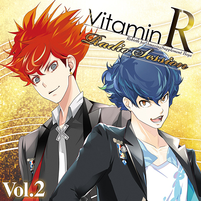 ラジオCD 「VitaminR Radio Session」 Vol.2