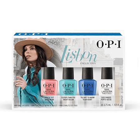 【25%OFF】OPI(オーピーアイ) リスボンコレクション ミニパック(L17/L24/L25/L26)3.75ml 計4本