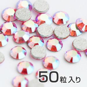スワロフスキーラインストーン2028ライトローズabSS7(約2.1mm)[50粒]