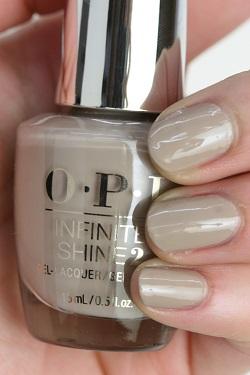 OPI INFINITE SHINE(インフィニット シャイン) ISL F89 Coconuts Over OPI(Creme)(ココナッツ オーバー オーピーアイ) opi マニキュア ネイルカラー ポリッシュ セルフネイル 速乾 ベージュ ヌード トープ マット グレーベージュ
