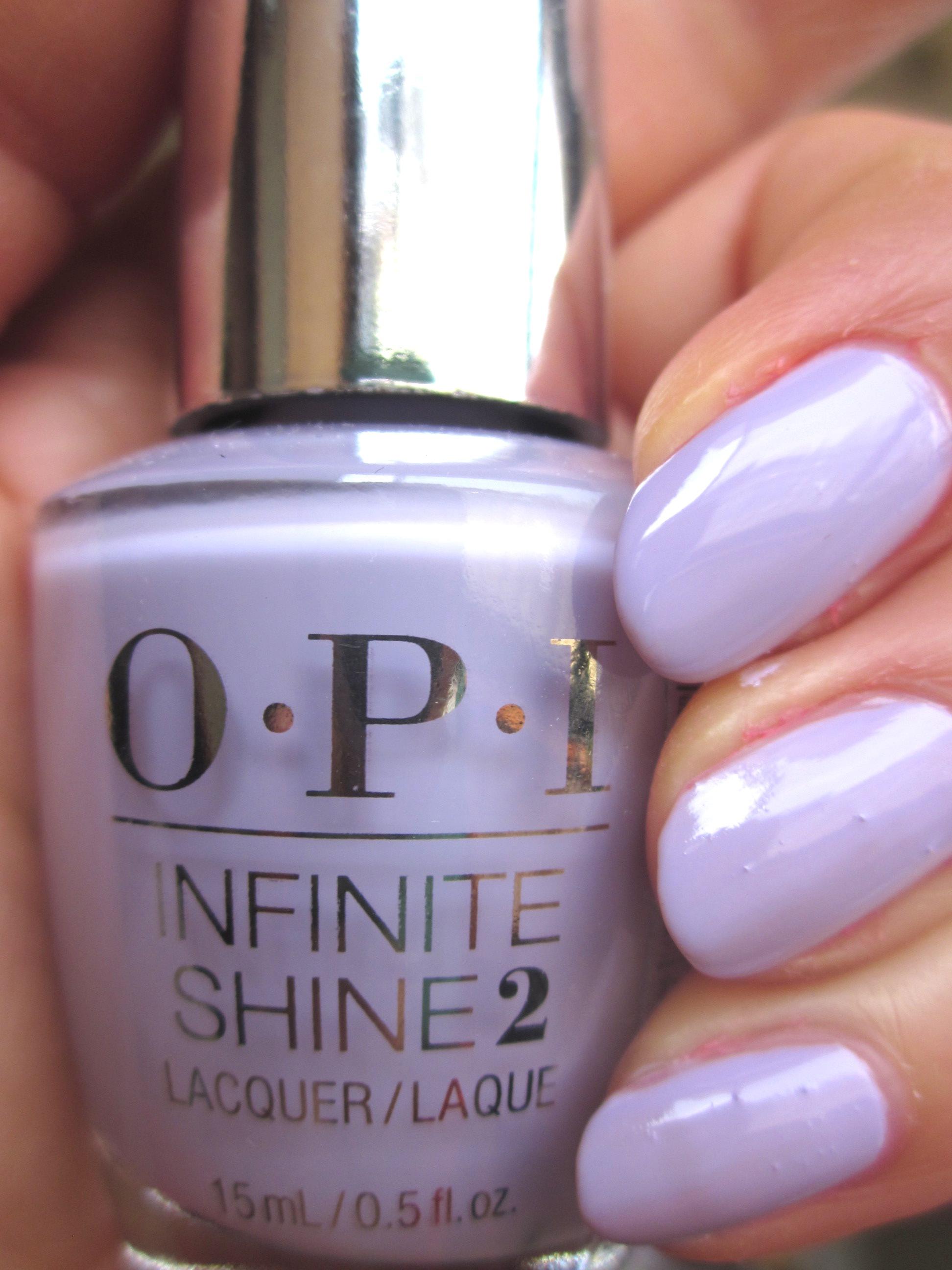 OPI INFINITE SHINE(インフィニット シャイン) IS L11 In Pursuit of Purple(イン パースート オブ パープル)