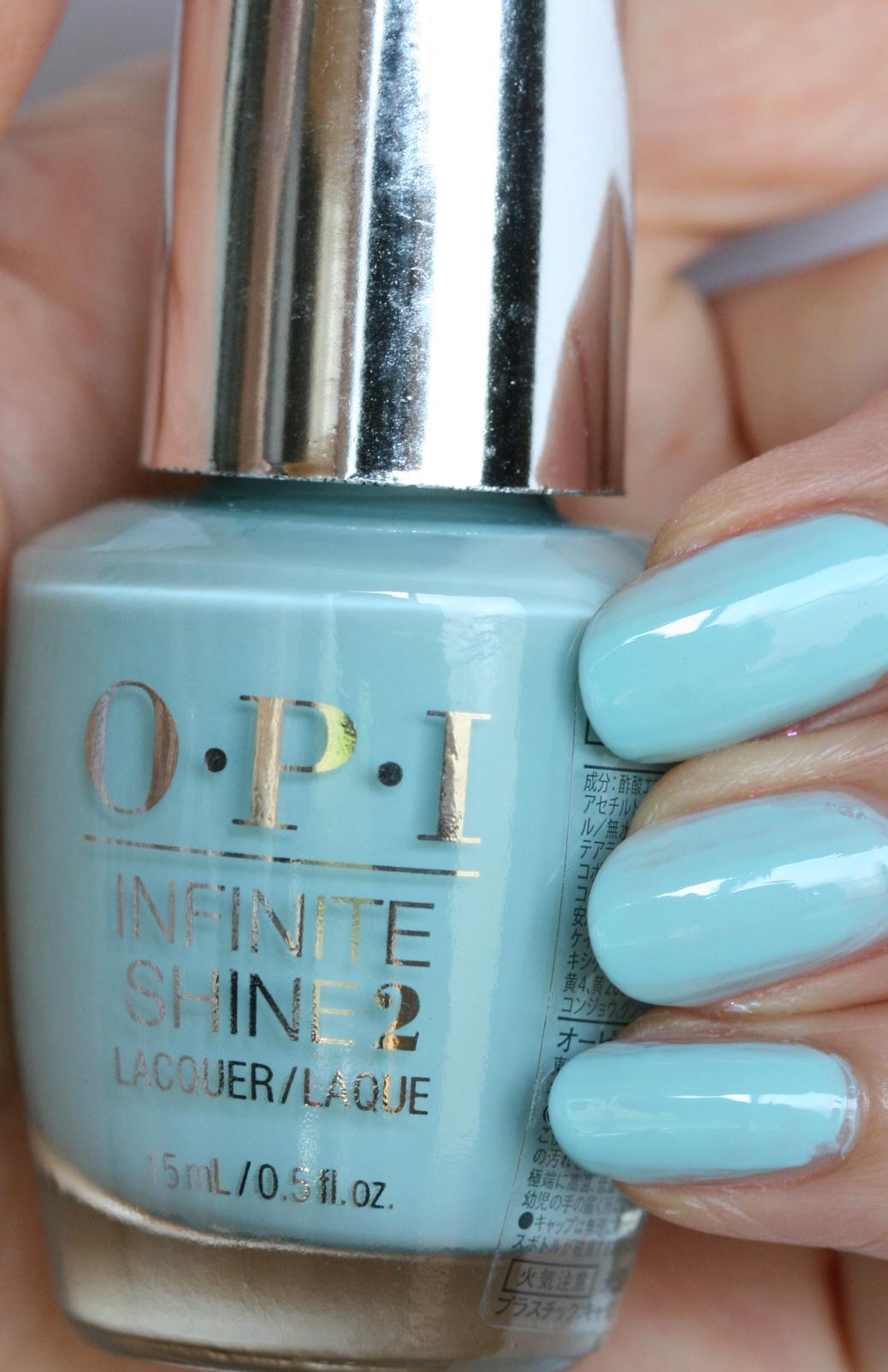 【35%OFF】OPI INFINITE SHINE(インフィニット シャイン) IS-L33 Eternally Turquoise(エターナリー ターコイズ)