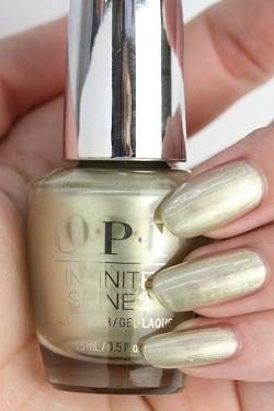 OPI INFINITE SHINE(インフィニット シャイン)  HR-J51 Gift of Gold Never Gets Old(Pearl)(ギフト オブ ゴールド ネバー ゲッツ オールド)
