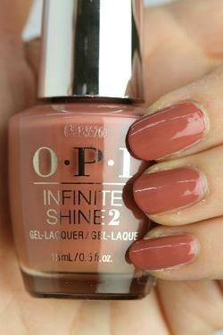 【35%OFF】OPI INFINITE SHINE(インフィニット シャイン) IS-LC89 Chocolate Moose(creme)(チョコレート ムース)