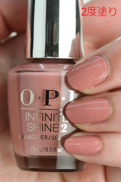OPI INFINITE SHINE(インフィニット シャイン) IS-LE41 Barefoot in Barcelona (Creme)(ベアフット イン バルセロナ)