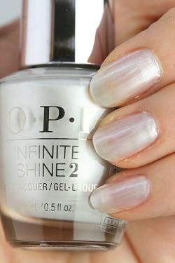 OPI INFINITE SHINE(インフィニット シャイン) ISL L03 Kyoto Pearl(キョート パール) 検定 opi マニキュア ネイルカラー ネイルポリッシュ セルフネイル 速乾 パールホワイト 人気色 マット