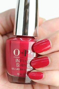 OPI INFINITE SHINE(インフィニット シャイン) IS-LL72 OPI Red (Creme)(オーピーアイ レッド)