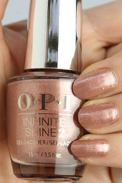 【35%OFF】OPI INFINITE SHINE(インフィニット シャイン) IS-LV27 Worth a Pretty Penne(Shimmer)(ワース ア プリティ ペンネ)