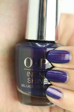 OPI INFINITE SHINE(インフィニット シャイン) IS-LI57 Turn On the Northern Lights!(Shimmer)(ターン オン ザ ノーザン ライツ!)