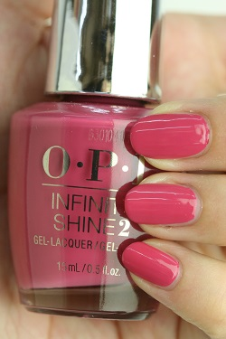 【35%OFF】OPI INFINITE SHINE(インフィニット シャイン) IS-LI64 Aurora Berry-alis(Creme)(オーロラ ベリーアリス)