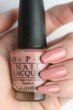 【40%OFF】OPI(オーピーアイ)NL-A15 Dulce de Leche(ドルセ・デ・レチェ)
