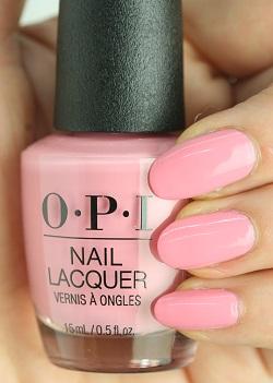 【35%OFF】OPI(オーピーアイ) NL-G48 Pink Ladies Rule the School(Creme)(ピンク レディース ルール ザ スクール)