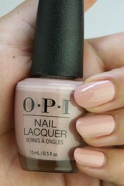 OPI(オーピーアイ)NL-P36 Machu Peach-u(Creme)(マチュピーチュ)