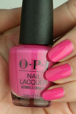【35%OFF】OPI(オーピーアイ) NL-L19 No Turning Back From Pink Street(Creme)(ノー ターニング バック フロム ピンク ストリート)