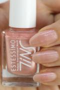 TiNS ティアイエヌエス ネイルカラー 039  the pink poodle 11ml マニキュア 国産 爪にやさしい オレンジラメ