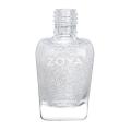 ZOYA ゾーヤ ゾヤ ネイルカラー ZP1031 15mL ECLIPSE 自爪 の為に作られた ネイル 爪にやさしい 自然派 マニキュア zoya セルフネイル にもおすすめ トッパー シルバー ラメ 夏ネイル 夏カラー ペディキュア