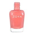 ZOYA ゾーヤ ゾヤ ネイルカラー ZP1033 15mL EMMA 自爪 の為に作られた ネイル 爪にやさしい 自然派 マニキュア zoya セルフネイル にもおすすめ CREAM クリーム オレンジ ペディキュア 夏ネイル 夏カラー