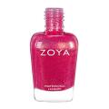 ZOYA ゾーヤ ゾヤ ネイルカラー ZP1034 15mL LEILANI 自爪 の為に作られた ネイル 爪にやさしい 自然派 マニキュア zoya セルフネイル にもおすすめ GLITTER グリッター ピンクラメ ペディキュア 夏ネイル 夏カラー