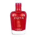 ZOYA ゾーヤ ゾヤ ネイルカラー ZP1035 15mL CELI 自爪 の為に作られた ネイル 爪にやさしい 自然派 マニキュア zoya セルフネイル にもおすすめ GLITTER グリッター レッドラメ ペディキュア 夏ネイル 夏カラー