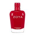 ZOYA ゾーヤ ゾヤ ネイルカラー ZP1036 15mL GRETA 自爪 の為に作られた ネイル 爪にやさしい 自然派 マニキュア zoya セルフネイル にもおすすめ CREAM クリーム レッド トマト ペディキュア 夏ネイル 夏カラー