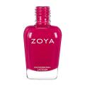 ZOYA ゾーヤ ゾヤ ネイルカラー ZP1037 15mL KRISTIE 自爪 の為に作られた ネイル 爪にやさしい 自然派 マニキュア zoya セルフネイル にもおすすめ CREAM クリーム マゼンタ ピンク ペディキュア 夏ネイル 夏カラー