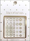 ラコララン ネイルシール 22 アンティークブローチ