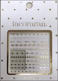 ラコララン ネイルシール 24 シャイニーチェーン