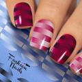 【メール便のみ送料無料】タトゥーネイルシール スライダー エアログラフィ #1