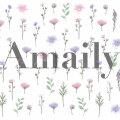 Amaily(アメイリー) ネイルシール フラワーガーデン1 【No.1-18】 花 春ネイル セルフネイル ネイルデザイン マニキュア 17994