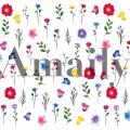 Amaily(アメイリー)ネイルシール  フラワーガーデン2【No.1-19】 17995