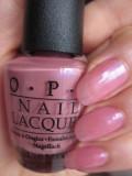 OPI(オーピーアイ)NL-A06 Hawaiian Orchid(ハワイアン・オーキッド) マニキュア ネイルカラー ネイルポリッシュ セルフネイル 速乾 ピンク パール