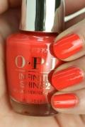 OPI INFINITE SHINE(インフィニット シャイン) IS-LF81 Living on the Bula-Vard!(Creme)(リビング オン ザ ブラバード!)