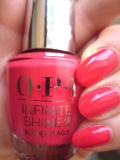 OPI INFINITE SHINE(インフィニット シャイン) IS-L03 She Went On and On and On(シー ウェント オン アンド オン アンド オン)