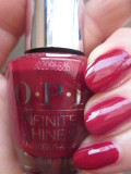 OPI INFINITE SHINE(インフィニット シャイン) IS-L13 Can't Be Beet!(キャント ビィ ビート!)