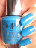 【ペディキュア】OPI INFINITE SHINE(インフィニット シャイン) IS-L41 Wild Blue Yonder(ワイルド ブルー ヤンダー)
