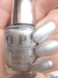 OPI INFINITE SHINE(インフィニット シャイン) IS-L48 Silver on lce(シルバー オン アイス)