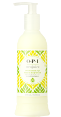 【30%OFF】OPI(オーピーアイ) アボジュース ハンド&ボディローション スィートレモン セージ250ml