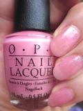 【40%OFF】OPI(オーピーアイ)  NL-Y44 Cherry Blossom(チェリーブロッサム)廃盤の為、在庫限り