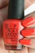 OPI(オーピーアイ) NL-H47 A Good Man-darin Is Hard to Find (ア グッド マンダリン イズ ハード トゥ ファインド) マニキュア ネイルカラー ネイルポリッシュ セルフネイル 速乾 オレンジ マンダリン マット