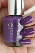OPI INFINITE SHINE(インフィニット シャイン) IS-L43 Purpletual Emotion(パープレチュアル エモーション)  ハロウィンにぜひ