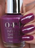 OPI INFINITE SHINE(インフィニット シャイン) IS-L52 Endless Purple Pursui(エンドレス パープル パースー)