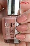 【35%OFF】OPI INFINITE SHINE(インフィニット シャイン) IS-LE41 Barefoot in Barcelona (Creme)(ベアフット イン バルセロナ)