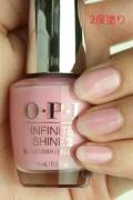 OPI INFINITE SHINE(インフィニット シャイン) IS-LH39 It's a Girl!(Sheer)(イッツ ア ガール!) マニキュア ネイルカラー ネイルポリッシュ セルフネイル 速乾 ピンク ベビーピンク シアー 半透明
