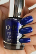 OPI INFINITE SHINE(インフィニット シャイン) IS-LT91 ChopsstixandStonesI(Pearl)(チョップスティックスアンドストーンズ) opi マニキュア ネイルカラー ネイルポリッシュ セルフネイル 速乾 ラメパールブルー ネイビーブルー ペディキュア