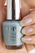 OPI INFINITE SHINE(インフィニット シャイン) ISL SH6 Ring Bareer(Sheer)(リング べアラー) opi ネイル ネイルカラー インフィニットシャイン マニキュア グリーンブルー ブルー 春ネイル