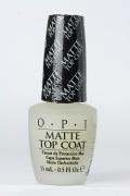 OPI(オーピーアイ) マットトップコート15ml